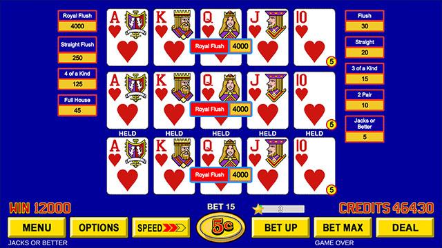 Image result for video poker
