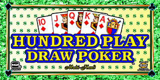 Hundred Play Draw Poker