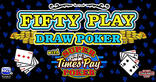 Fifty Play with Super Times Pay