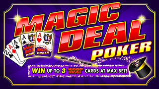 Magic Deal Poker