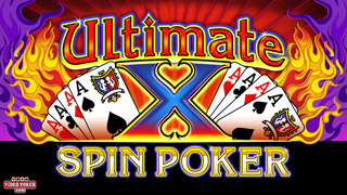 Ultimate X Spin Poker