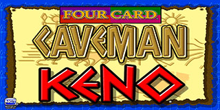 Four Card Caveman Keno