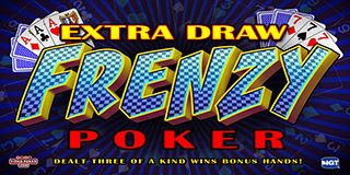 Extra Draw Frenzy Poker