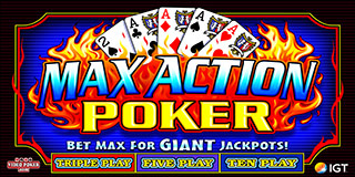 Max Action Poker