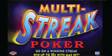 Multi-Streak Poker