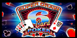 Suoer Draw 6 Card Poker