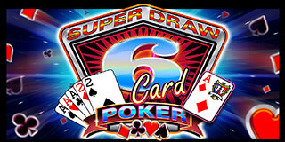 Super Draw 6 Card Poker