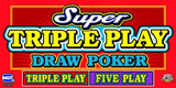 Super Triple Play Poker