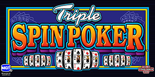 Triple Spin Poker