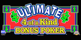 Ultimate 4 of a Kind Bonus