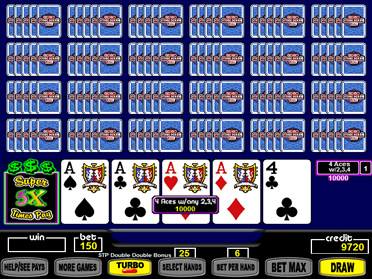 free double super times pay poker for sale
