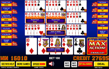 free video poker.com just like casino