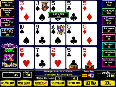 Vegas Video Poker HD. Qubop Inc. 3.3 out of 5 stars (98