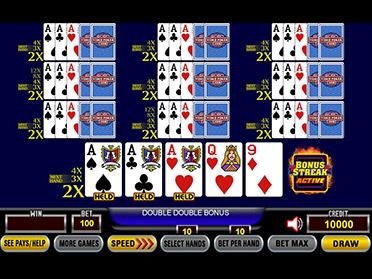 free video poker.com just like casino