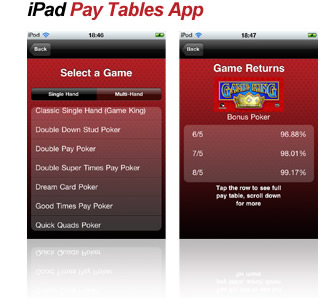 Poker Table App