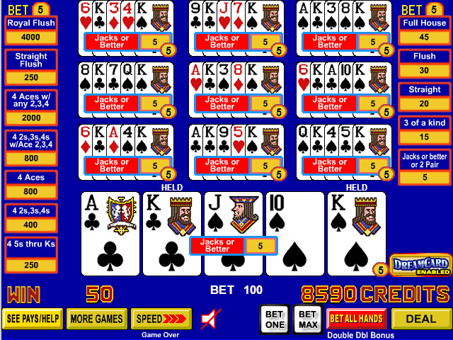 Poker random number generator hack